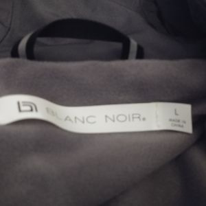 blanc noir update traveler jacket sz L
